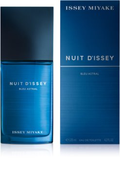 Issey Miyake Nuit d'Issey Bleu Astral eau de toilette pentru barbati 125 ml