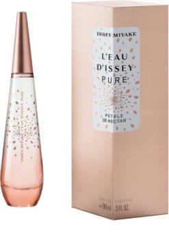 Issey Miyake L'Eau d'Issey Pure Petale de Nectar Eau de Toilette für Damen 90 ml