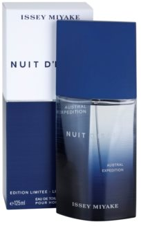 Issey Miyake Nuit d'Issey Austral Expedition eau de toilette férfiaknak 125 ml