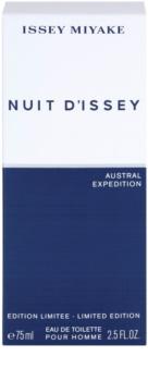 Issey Miyake Nuit d'Issey Austral Expedition Eau de Toilette voor Mannen 75 ml