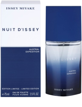 Issey Miyake Nuit d'Issey Austral Expedition Eau de Toilette voor Mannen 75 ml