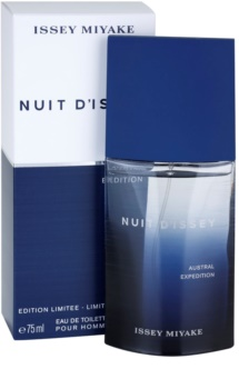 Issey Miyake Nuit d'Issey Austral Expedition eau de toilette férfiaknak 75 ml