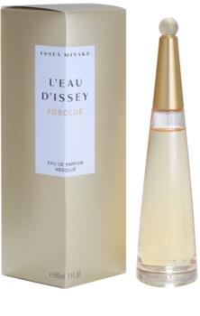 Issey Miyake   L'Eau D'Issey Absolue eau de parfum pentru femei 90 ml