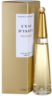 Issey Miyake L'Eau D'Issey Absolue parfémovaná voda pro ženy 50 ml