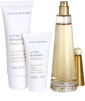 Issey Miyake L'Eau D'Issey Absolue zestaw upominkowy I.