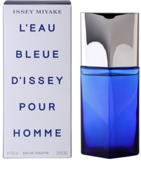 Issey Miyake L'Eau D'Issey Blue Pour Homme Eau de Toilette für Herren 75 ml