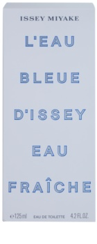 Issey Miyake L'Eau Bleue d'Issey Eau Fraîche toaletní voda pro muže 125 ml