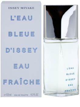 Issey Miyake L'Eau Bleue d'Issey Eau Fraîche Eau de Toilette for Men 125 ml