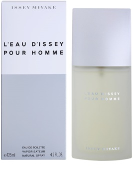 Issey Miyake L'Eau D'Issey Pour Homme toaletní voda pro muže 125 ml