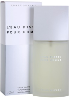 Issey Miyake L'Eau D'Issey Pour Homme toaletna voda za muškarce 125 ml