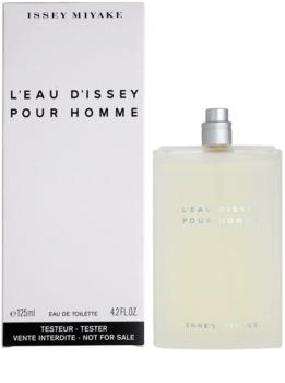 Issey Miyake L'Eau D'Issey Pour Homme туалетна вода тестер для чоловіків 125 мл