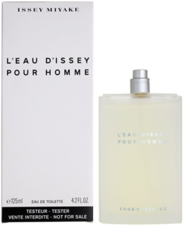 Issey Miyake L'Eau D'Issey Pour Homme toaletná voda tester pre mužov 125 ml