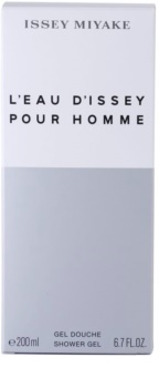 Issey Miyake L'Eau D'Issey Pour Homme sprchový gel pro muže 200 ml