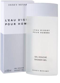 Issey Miyake L'Eau D'Issey Pour Homme tusfürdő férfiaknak 200 ml