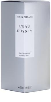 Issey Miyake L'Eau D'Issey eau de parfum nőknek 75 ml töltelék