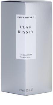Issey Miyake L'Eau D'Issey parfémovaná voda pro ženy 75 ml náplň