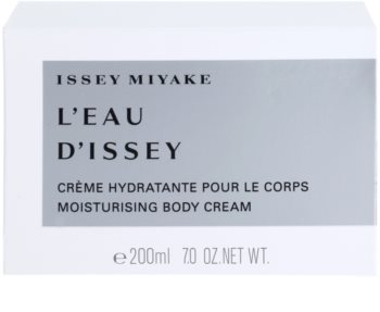 Issey Miyake L'Eau D'Issey testkrém nőknek 200 ml