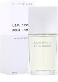 Issey Miyake L'Eau d'Issey Pour Homme Fraîche Eau de Toilette for Men 100 ml