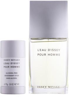 Issey Miyake L'Eau d'Issey Pour Homme Fraîche dárková sada I.
