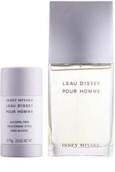 Issey Miyake L'Eau d'Issey Pour Homme Fraîche set cadou I.