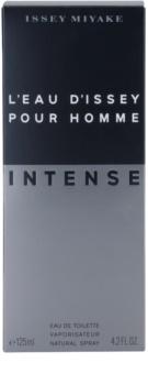 Issey Miyake L'Eau D'Issey Pour Homme Intense eau de toilette férfiaknak 125 ml