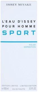 Issey Miyake   L'Eau d'Issey pour Homme Sport Polar Expedition eau de toilette pentru barbati 100 ml