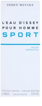 Issey Miyake L'Eau d'Issey pour Homme Sport Polar Expedition woda toaletowa dla mężczyzn 100 ml