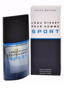 Issey Miyake L'Eau D'Issey Pour Homme Sport Eau de Toilette for Men 100 ml