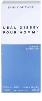Issey Miyake L'Eau d'Issey Pour Homme Oceanic Expedition eau de toilette férfiaknak 125 ml