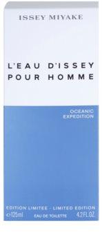 Issey Miyake   L'Eau d'Issey Pour Homme Oceanic Expedition eau de toilette pentru barbati 125 ml