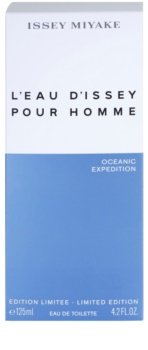 Issey Miyake L'Eau d'Issey Pour Homme Oceanic Expedition toaletna voda za moške 125 ml