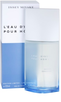 Issey Miyake L'Eau d'Issey Pour Homme Oceanic Expedition toaletní voda pro muže 125 ml
