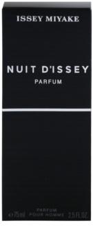 Issey Miyake Nuit D'Issey Parfum eau de parfum pentru barbati 75 ml