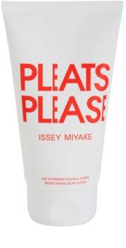 Issey Miyake Pleats Please tělové mléko pro ženy 150 ml
