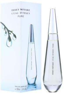 Issey Miyake L'Eau D'Issey Pure Eau de Parfum für Damen 90 ml