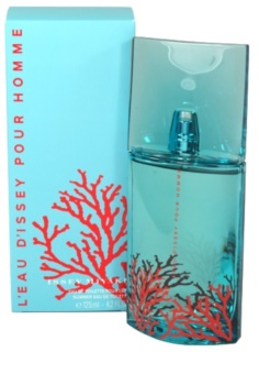 Issey Miyake L'Eau d'Issey Pour Homme Summer 2011 тоалетна вода за мъже 125 мл.