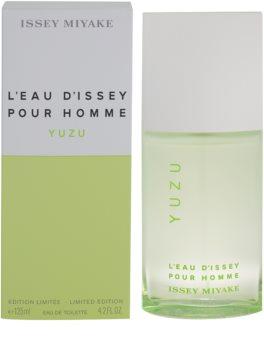 Issey Miyake L'Eau d'Issey Pour Homme Yuzu toaletná voda pre mužov 125 ml