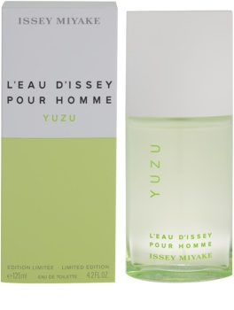 Issey Miyake L'Eau d'Issey Pour Homme Yuzu toaletna voda za muškarce 125 ml