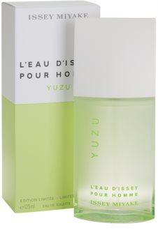 Issey Miyake L'Eau d'Issey Pour Homme Yuzu toaletní voda pro muže 125 ml