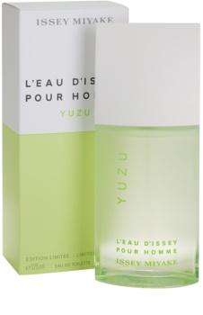 Issey Miyake L'Eau d'Issey Pour Homme Yuzu woda toaletowa dla mężczyzn 125 ml