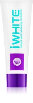 iWhite Instant bleichende Zahnpasta