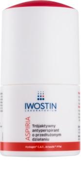 Iwostin Aspiria antibakteriální antiperspirant roll-on bez alkoholu