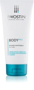 Iwostin Body Pro emulzija za telo za suho in občutljivo kožo