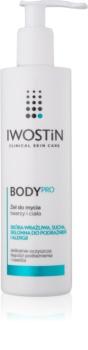 Iwostin Body Pro sprchový gél pre suchú a podráždenú pokožku