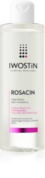 Iwostin Rosacin zklidňující micelární voda pro pleť se sklonem k začervenání