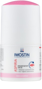 Iwostin Aspiria hydratačný a upokojujúci antiperspirant roll-on