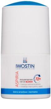 Iwostin Aspiria antiperspirant roll-on proti nadměrnému pocení 72h