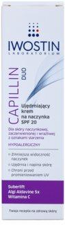 Iwostin Capillin Duo crema restauradora antivarices   SPF 20