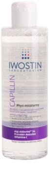 Iwostin Capillin čisticí micelární voda pro citlivou pleť se sklonem ke zčervenání