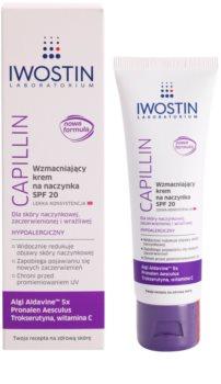 Iwostin Capillin Creme restaurador de varizes SPF 20